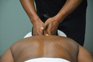 massage for stress relief